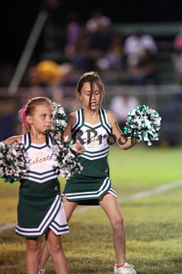 Blum HS Half Time Cheer Oct 11, 2013 (45)