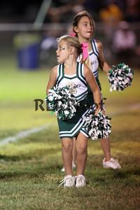 Blum HS Half Time Cheer Oct 11, 2013 (34)