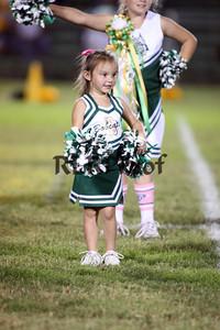 Blum HS Half Time Cheer Oct 11, 2013 (48)