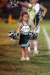 Blum HS Half Time Cheer Oct 11, 2013 (47)