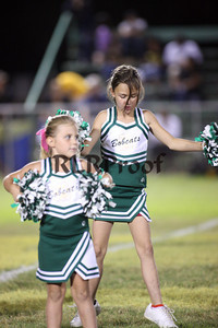 Blum HS Half Time Cheer Oct 11, 2013 (46)
