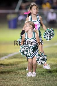 Blum HS Half Time Cheer Oct 11, 2013 (33)