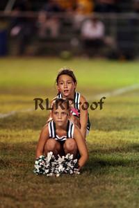 Blum HS Half Time Cheer Oct 11, 2013 (18)