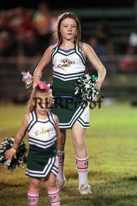 Blum HS Half Time Cheer Oct 11, 2013 (29)