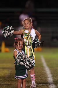 Blum HS Half Time Cheer Oct 11, 2013 (50)