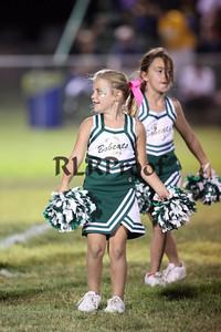 Blum HS Half Time Cheer Oct 11, 2013 (36)