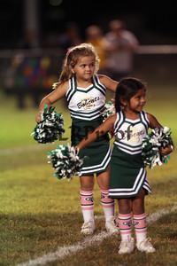 Blum HS Half Time Cheer Oct 11, 2013 (40)