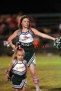 Blum HS Half Time Cheer Oct 11, 2013 (42)