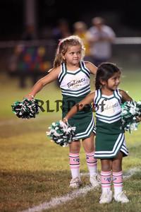 Blum HS Half Time Cheer Oct 11, 2013 (41)