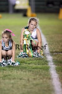 Blum HS Half Time Cheer Oct 11, 2013 (13)