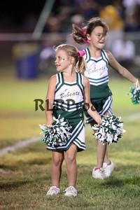 Blum HS Half Time Cheer Oct 11, 2013 (35)