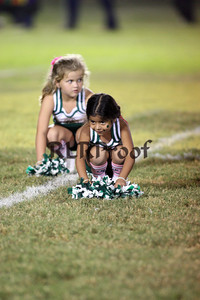 Blum HS Half Time Cheer Oct 11, 2013 (19)