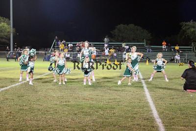 Blum HS Half Time Cheer Oct 11, 2013 (5)