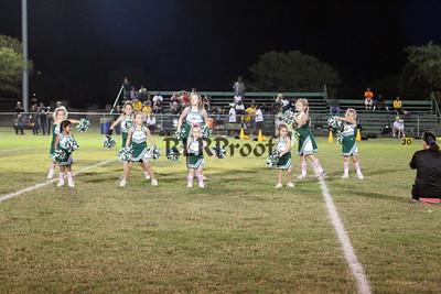 Blum HS Half Time Cheer Oct 11, 2013 (4)