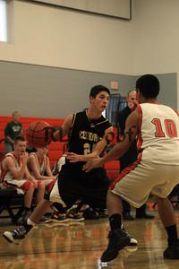 Cleburne Freshman vs Ferris Dec 11, 2012 (5)