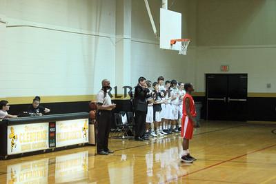 Cleburne Freshman vs Waco High Jan 22, 2013 (2)
