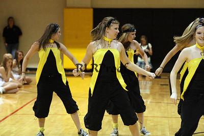 Jacket Dancers Sept 3, 2008 Pep Ralley (27)