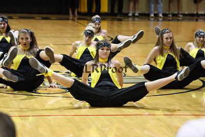 Jacket Dancers Sept 3, 2008 Pep Ralley (3)