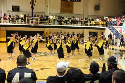 Jacket Dancers Sept 3, 2008 Pep Ralley (5)