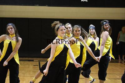 Jacket Dancers Sept 3, 2008 Pep Ralley (7)