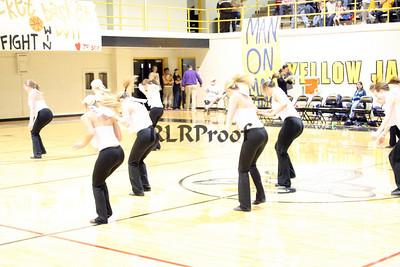 Jacket Dancers Halftime February 1, 2008 (8)