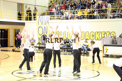 Jacket Dancers Halftime February 1, 2008 (35)