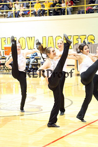 Jacket Dancers Halftime February 1, 2008 (26)