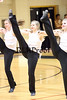 Jacket Dancers Halftime February 1, 2008 (18)