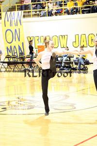 Jacket Dancers Halftime February 1, 2008 (27)