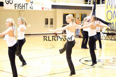 Jacket Dancers Halftime February 1, 2008 (37)