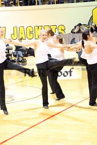 Jacket Dancers Halftime February 1, 2008 (28)