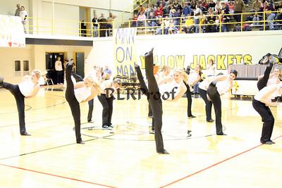 Jacket Dancers Halftime February 1, 2008 (13)