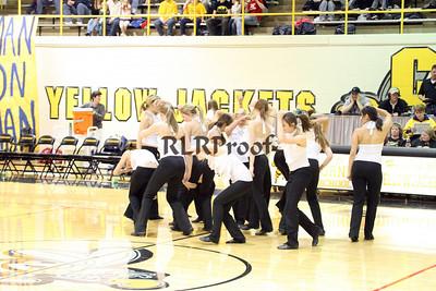 Jacket Dancers Halftime February 1, 2008 (4)