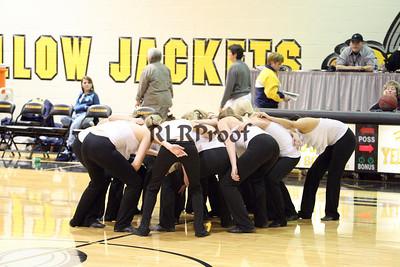 Jacket Dancers Halftime February 1, 2008 (1)