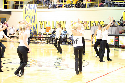 Jacket Dancers Halftime February 1, 2008 (34)