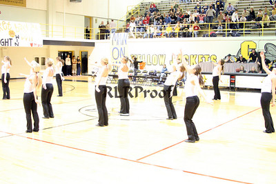Jacket Dancers Halftime February 1, 2008 (9)