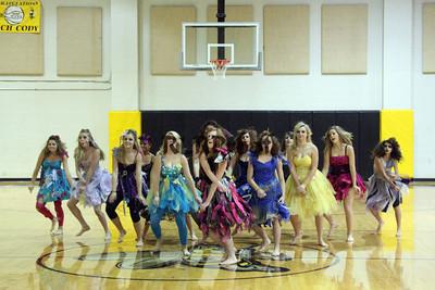 Cleburne Jacket Dancers Oct 30, 2009 (110)