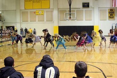 Cleburne Jacket Dancers Oct 30, 2009 (35)