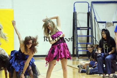 Cleburne Jacket Dancers Oct 30, 2009 (2)