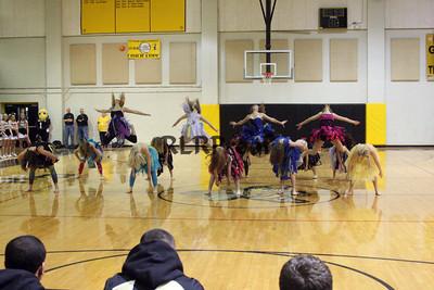 Cleburne Jacket Dancers Oct 30, 2009 (25)