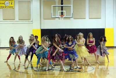 Cleburne Jacket Dancers Oct 30, 2009 (11)