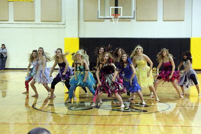Cleburne Jacket Dancers Oct 30, 2009 (10)