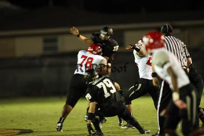 CHS 43 vs Waco High 42 Sept 28, 2012 (43)