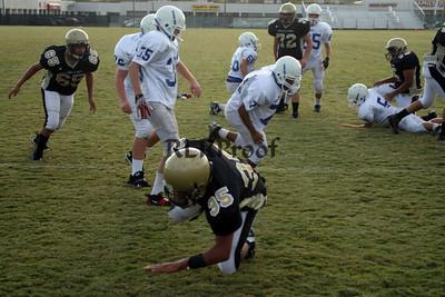 Cleburne High Freshman vs Joshua Oct 21, 2010 (128)