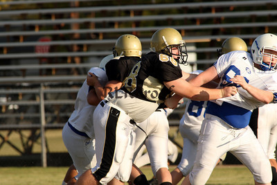 Cleburne High Freshman vs Joshua Oct 21, 2010 (10)