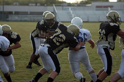 Cleburne High Freshman vs Joshua Oct 21, 2010 (117)
