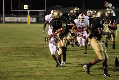 Cleburne Varsity Football Sept 14, 2008 (17)