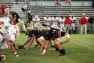 Cleburne Varsity Football Sept 14, 2008 (1)