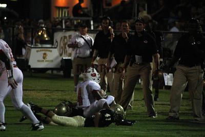 Cleburne Varsity Football Sept 14, 2008 (8)