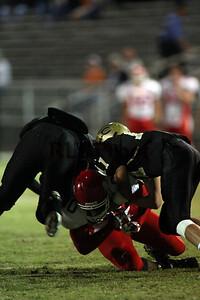Cleburne vs Waco High October 17, 2008 (24)